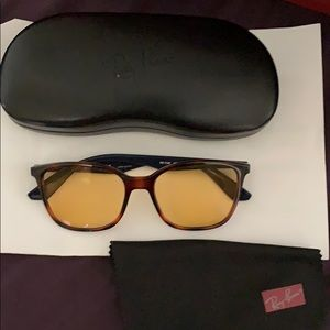 Authentic Ray Ban glasses